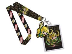 Pop! Home Lanyard: Marvel - Loki