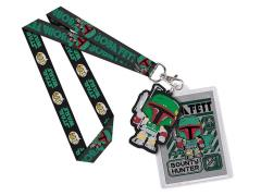 Pop! Home Lanyard: Star Wars - Boba Fett