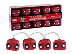 Pop! Home Party String Lights: Marvel - Deadpool