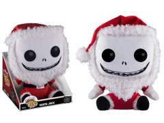 Mega Pop! Plush: The Nightmare Before Christmas - Santa Jack