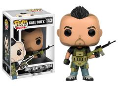 "Pop! Games: Call of Duty - John ""Soap"" MacTavish"