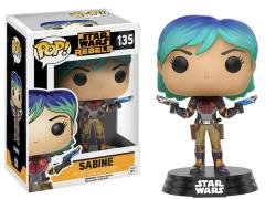 Pop! Star Wars: Star Wars Rebels - Sabine