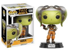 Pop! Star Wars: Star Wars Rebels - Hera
