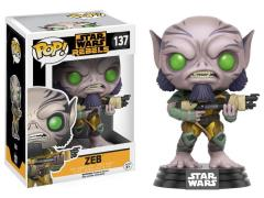 Pop! Star Wars: Star Wars Rebels - Zeb