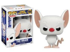 Pop! Animation: Pinky And The Brain - The Brain