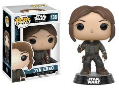 Pop! Rogue One: A Star Wars Story - Jyn Erso