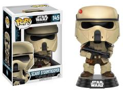Pop! Rogue One: A Star Wars Story - Scarif Stormtrooper