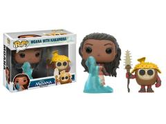 Pop! Disney: Moana - Moana With Kakamora