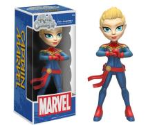 Marvel Rock Candy Captain Marvel