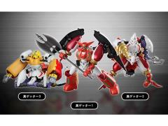 Dynamic Change Shin Getter Robo Set