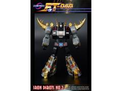 Iron Dibots No.3 FT-06D Limited Edition Sever