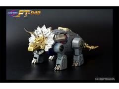 Iron Dibots No.1 - FT-04D Scoria (LE 500)