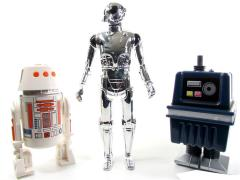 "12"" Scale Droid Three Pack"