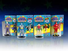 DC Super Powers Micro-Figure Series 01 - Set of 4