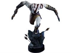 1/4 Scale Kratos Statue