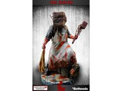 The Evil Within Statue - The Keeper