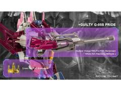 G-05S Pride Weapon Upgrade Kit - Japanese Version