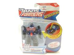 Transformers Animated Activators Bandit Lockdown