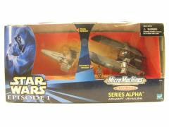 Series Alpha - Sith Infiltrator