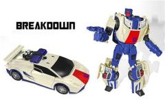 Transformers Subscription Figure 1.0 - Breakdown
