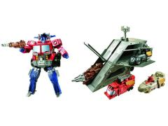 BBTS Shared Exclusive - Platinum Series - Year of the Snake - Optimus Prime
