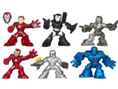 Iron Man 3 Superhero Squad Series 01 - Set of 2