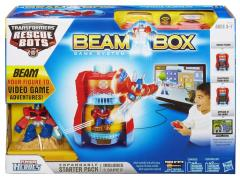 Transformers Rescue Bots Beam Box Video Game System