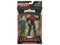 Spider-Man Marvel Legends Infinite Series Superior Spider-Man (Green Goblin BAF)