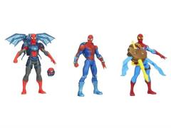"Spider-Man Spider Strike 3.75"" Figure Series 02 - Set of 3"