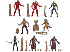 Guardians of the Galaxy Marvel Platinum Legends Series 01 - Case of 8 BAF Groot