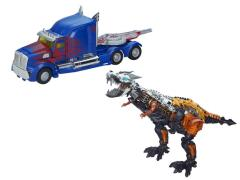 Transformers: Age of Extinction Leader Figure Series 01 - Case of 2 (Optimus Prime & Grimlock)