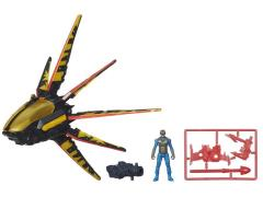 Guardians of The Galaxy Pursuit Spacecraft Wave 02 - Nova Ship