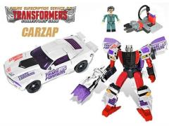 Transformers Subscription Figure 3.0 - Carzap With G.B. Blackrock