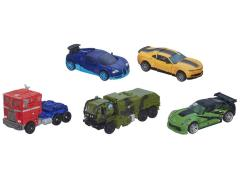 Transformers Platinum Edition Autobots United Five Pack BBTS Exclusive