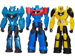 Transformers Robots in Disguise Titan Heroes Wave 1 - Set of 3