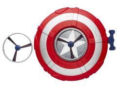 Captain America Star Launcher Shield
