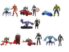 "Avengers: Age of Ultron 2.50"" Two Pack Wave 1 Set of 7"
