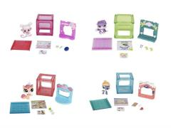 Littlest Pet Shop Mini Style Set Series 01 - Case of 4