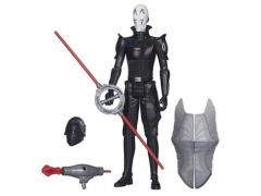 Star Wars Rebels Hero Series Mission Figure Wave 02 - Inquisitor