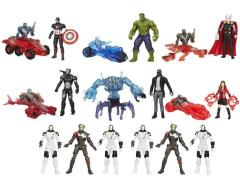 "Avengers: Age of Ultron 2.50"" Two Pack Wave 02 Case of 8"