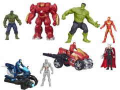 "Avengers: Age of Ultron 2.50"" Deluxe Figure Wave 2 Set of 4"