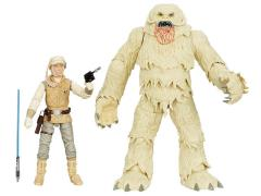 "Star Wars: The Black Series Deluxe 6"" Luke Skywalker & Wampa"