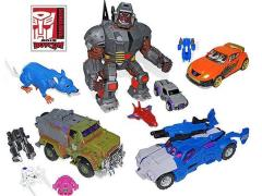 2015 Botcon Exclusive Cybertron's Most Wanted Box Set
