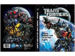 Transformers Dark of the Moon Trading Card Album