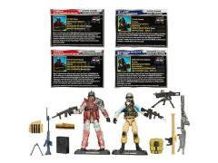 G.I. Joe 50th Anniversary Troop Build Up Versus Two Pack