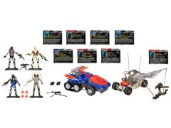 G.I. Joe 50th Anniversary Desert Duel Vehicle Pack SDCC 2015 Exclusive