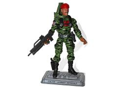 "G.I. Joe Calvin ""Jammer"" Mondale Subscription Figure 4.0"