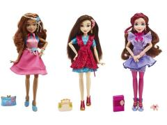 Disney Descendants Auradon Descendants Signature Figure Wave 01 - Set of 3