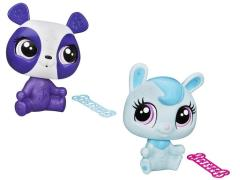 "Littlest Pet Shop 8"" Figure Wave 01 - Set of 2 (Penny & Bunny)"