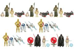 "Star Wars 3.75"" 2-Packs Wave 2 Case of 8"